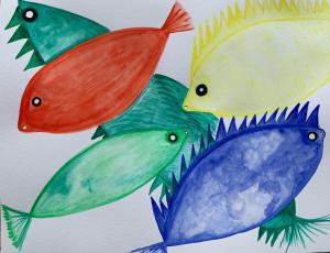 Punki Fish